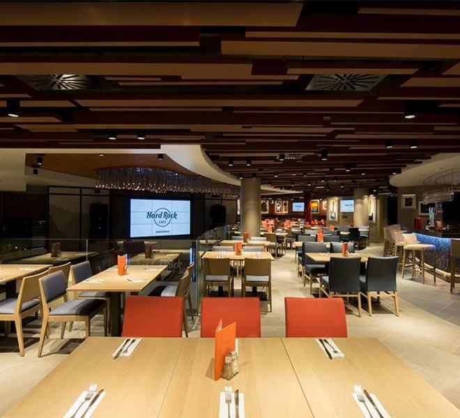 Restaurant Hard Rock Andorra